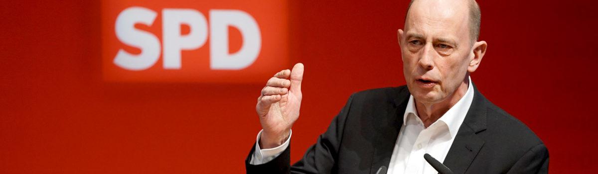 Tiefensee: Asyl-Einigung voller Erfolg für SPD